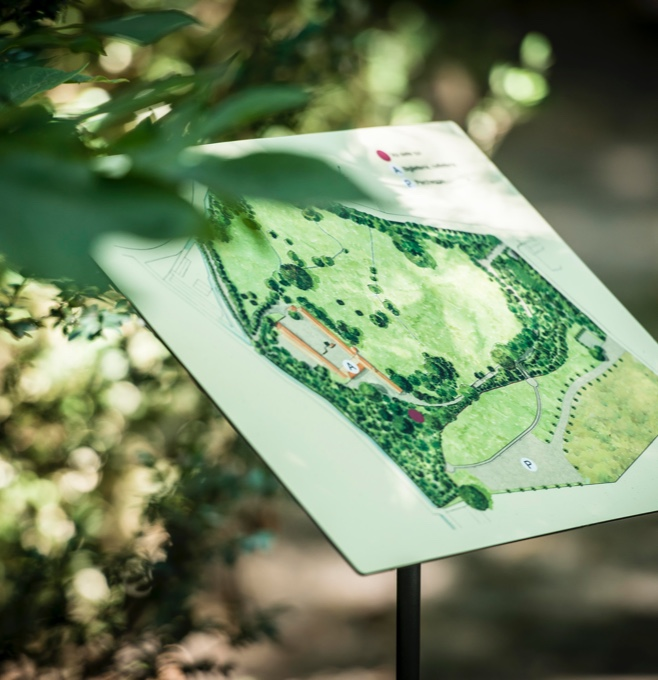 Il nuovo allestimento e le aree tematiche del Parco